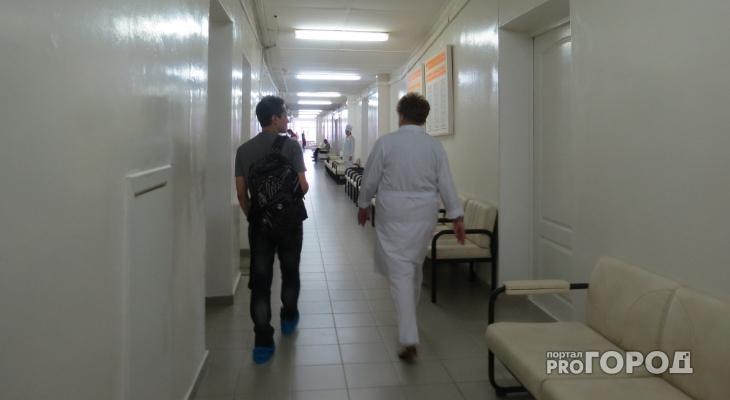 В Чепецке зарегистрировано 24 новых случая заражения ВИЧ-инфекцией
