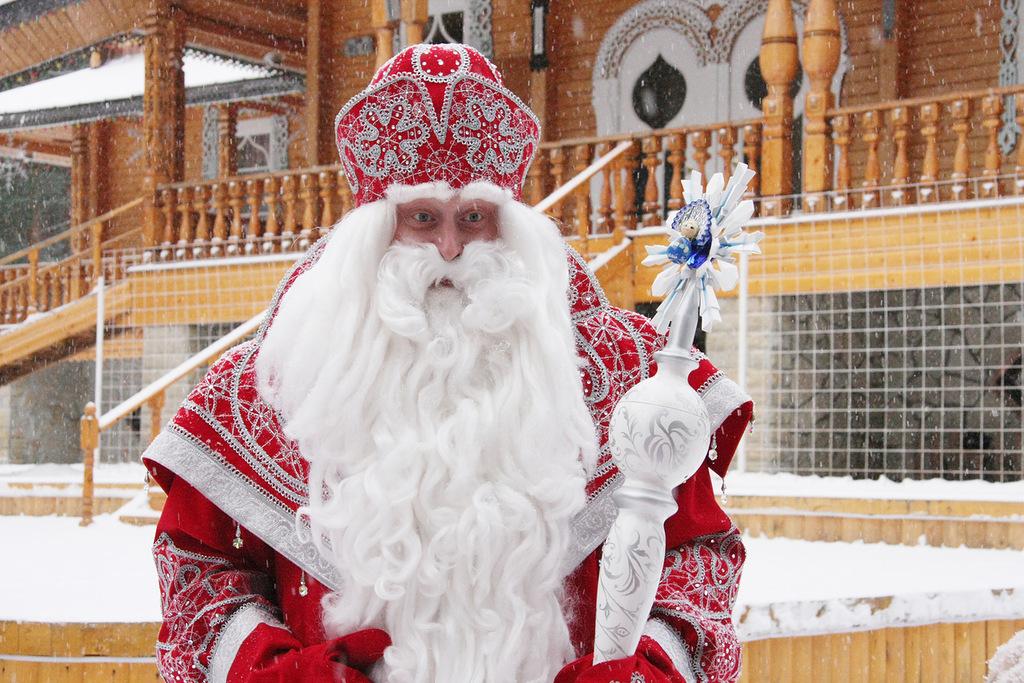 В кировском отделении Почты России можно отправить письмо Деду Морозу
