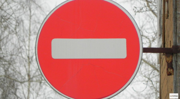 В Чепецке будут перекрывать дороги во время уборки снега
