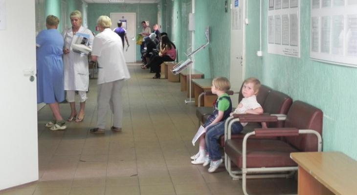 Мнения чепчанок о новой детской поликлинике ЦРБ разделились