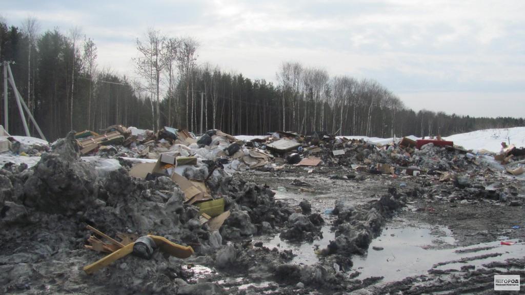 Прокуратура выявила нарушения на вновь загоревшемся полигоне ТБО в Перекопе