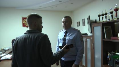 Задержали начальника УГИБДД России по Кировской области