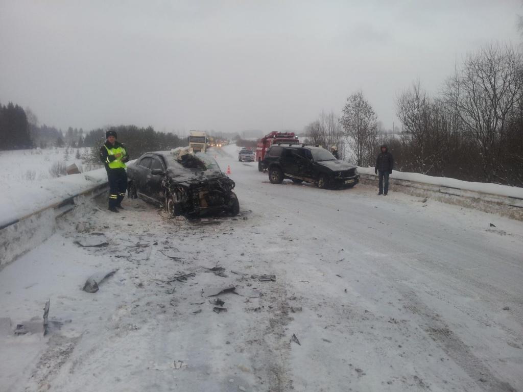 9 самых аварийных автомобилей в Кирово-Чепецке за 2017 год