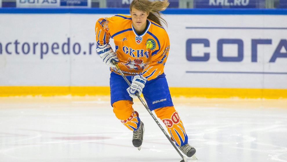 Хоккеистка из Чепецка Екатерина Лихачева не едет на Олимпийские игры