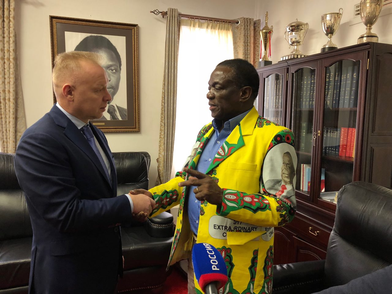 «УРАЛХИМ» и «Уралкалий» развивают сотрудничество в Юго-Восточной Африке