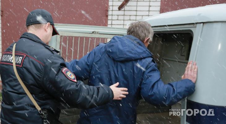 В Чепецке задержали мужчину, который подозревается в 20 кражах