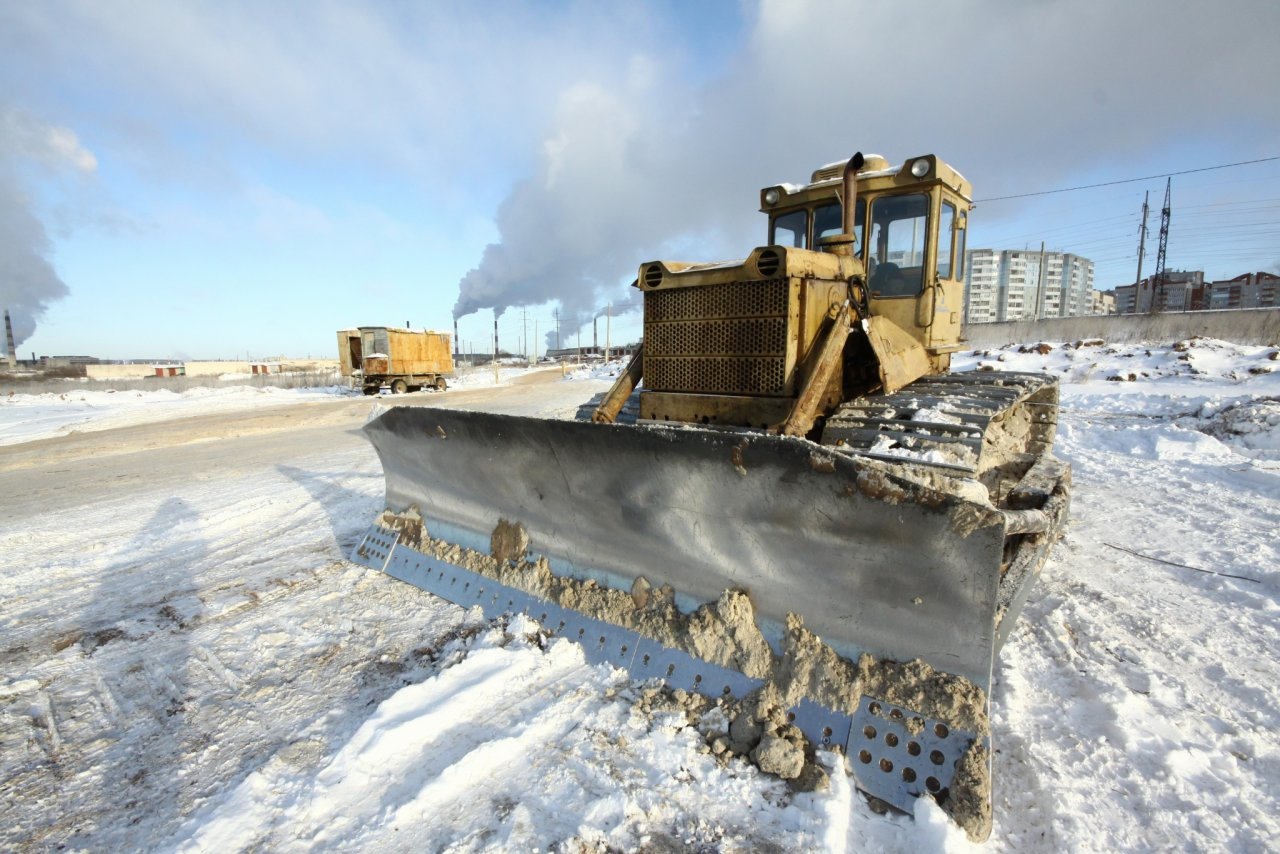 Опубликован список улиц Чепецка, где на днях будут очищать дороги от снега