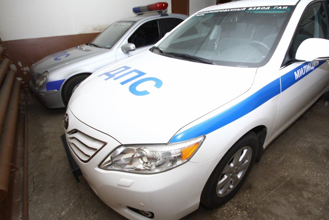 За выходные в Чепецке задержали трех пьяных водителей