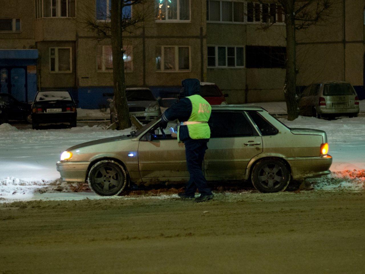На выходных в Чепецке пройдут массовые проверки водителей