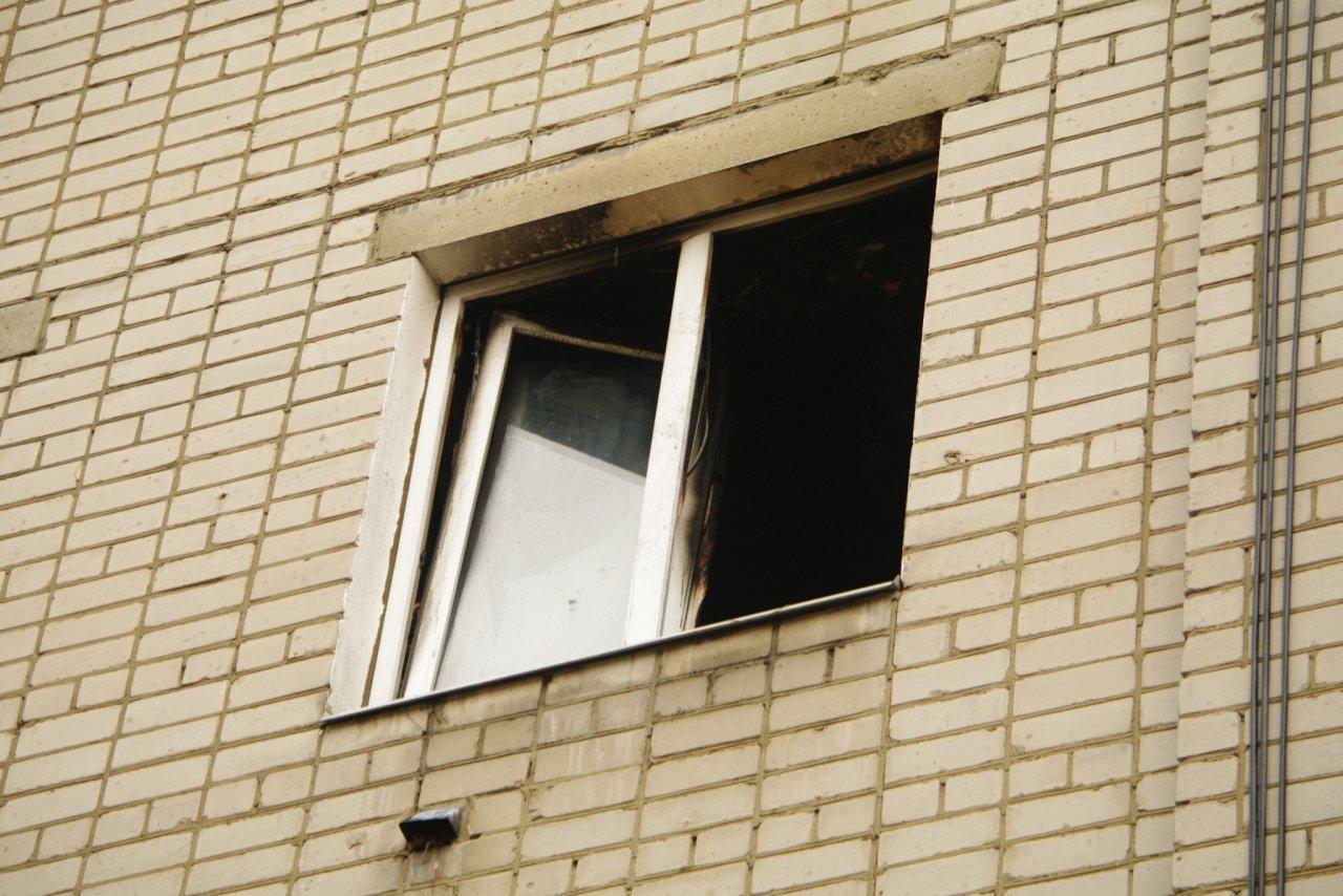 В Чепецке на улице Ленина произошел пожар в квартире: новые подробности