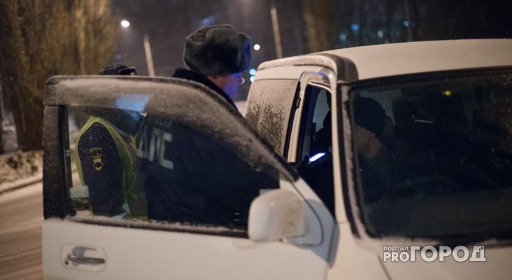 В МВД рассказали, сколько пьяных за рулем задержали в Чепецком районе