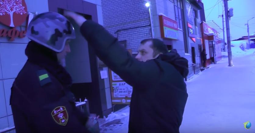Чепчанина арестовали за драку в баре и оскорбление росгвардейца