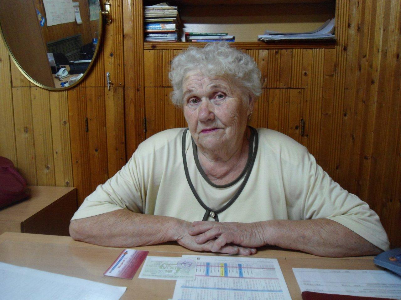В Чепецке 84-летняя бабушка имеет 3 категории водительских прав
