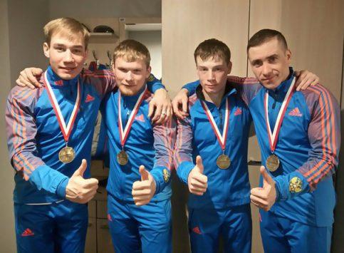 Кировские лыжники завоевали золотые медали на чемпионате мира