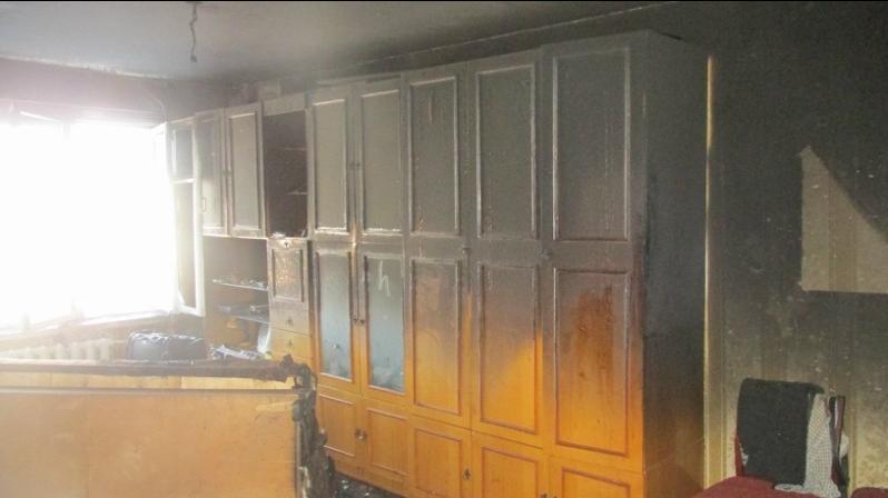 В Чепецком районе в результате пожара погиб 61-летний мужчина
