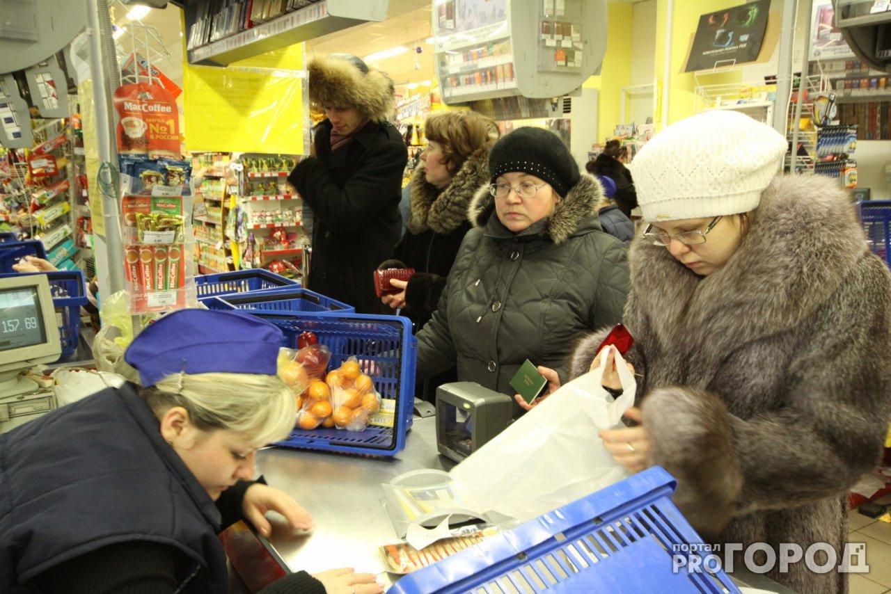 Очевидцы: «В Чепецке директор магазина прямо в зале обыскала покупателя»