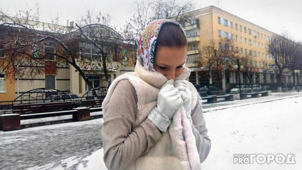 Прогноз погоды в Чепецке на три февральских рабочих дня