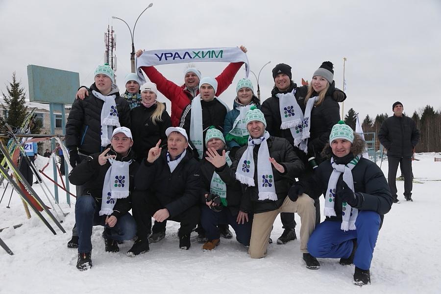 В Перми прошла I Зимняя спартакиада «УРАЛХИМа»