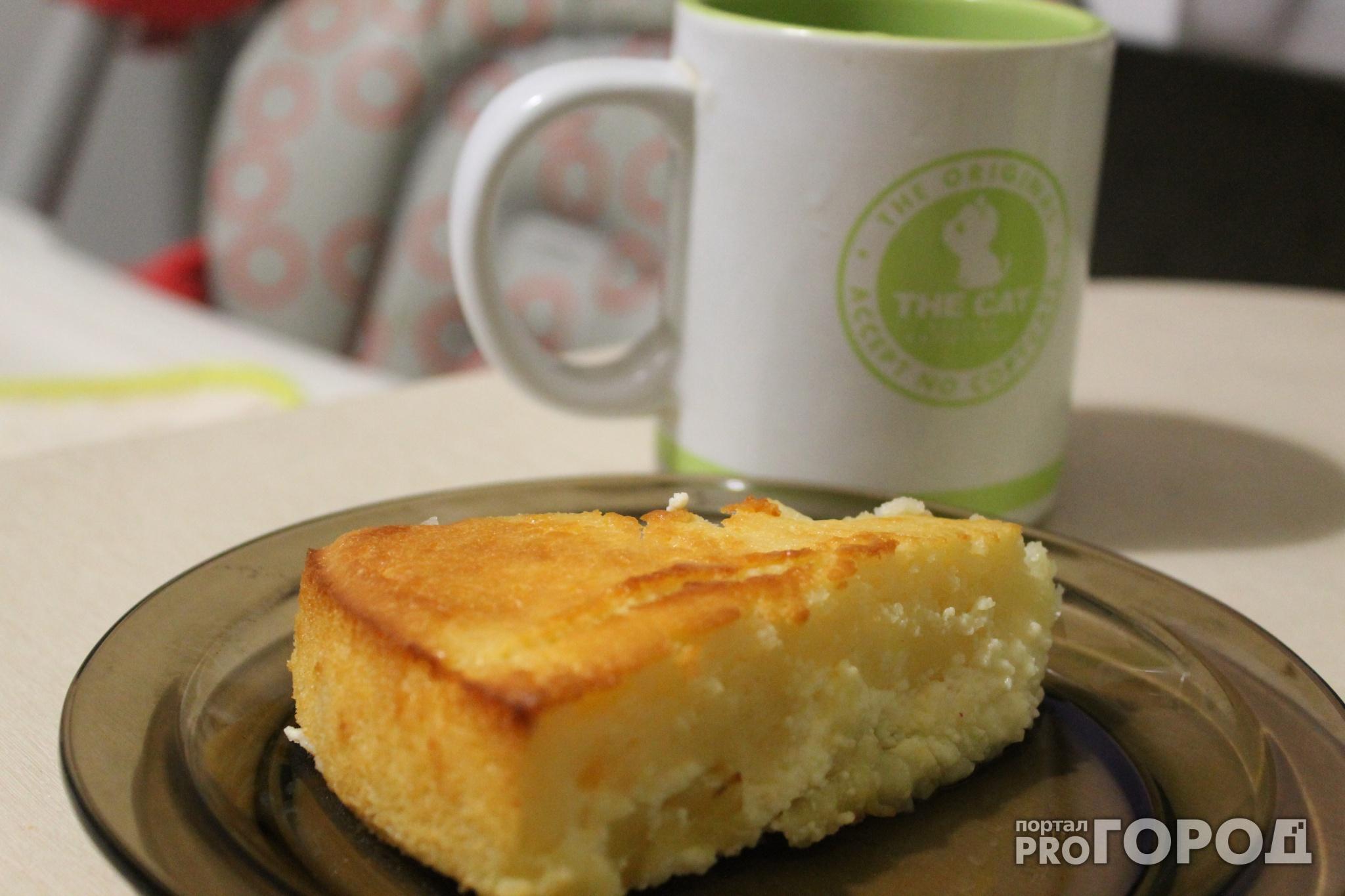 Творожный пирог с ананасами: ваше новое любимое лакомство