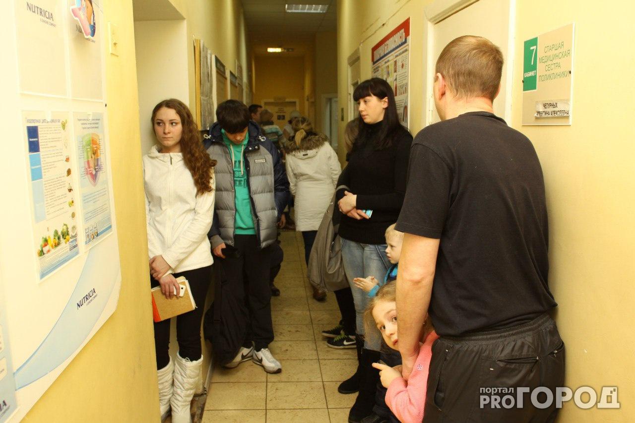 В Кирово-Чепецке больного пневмонией 6-летнего ребенка отказались госпитализировать