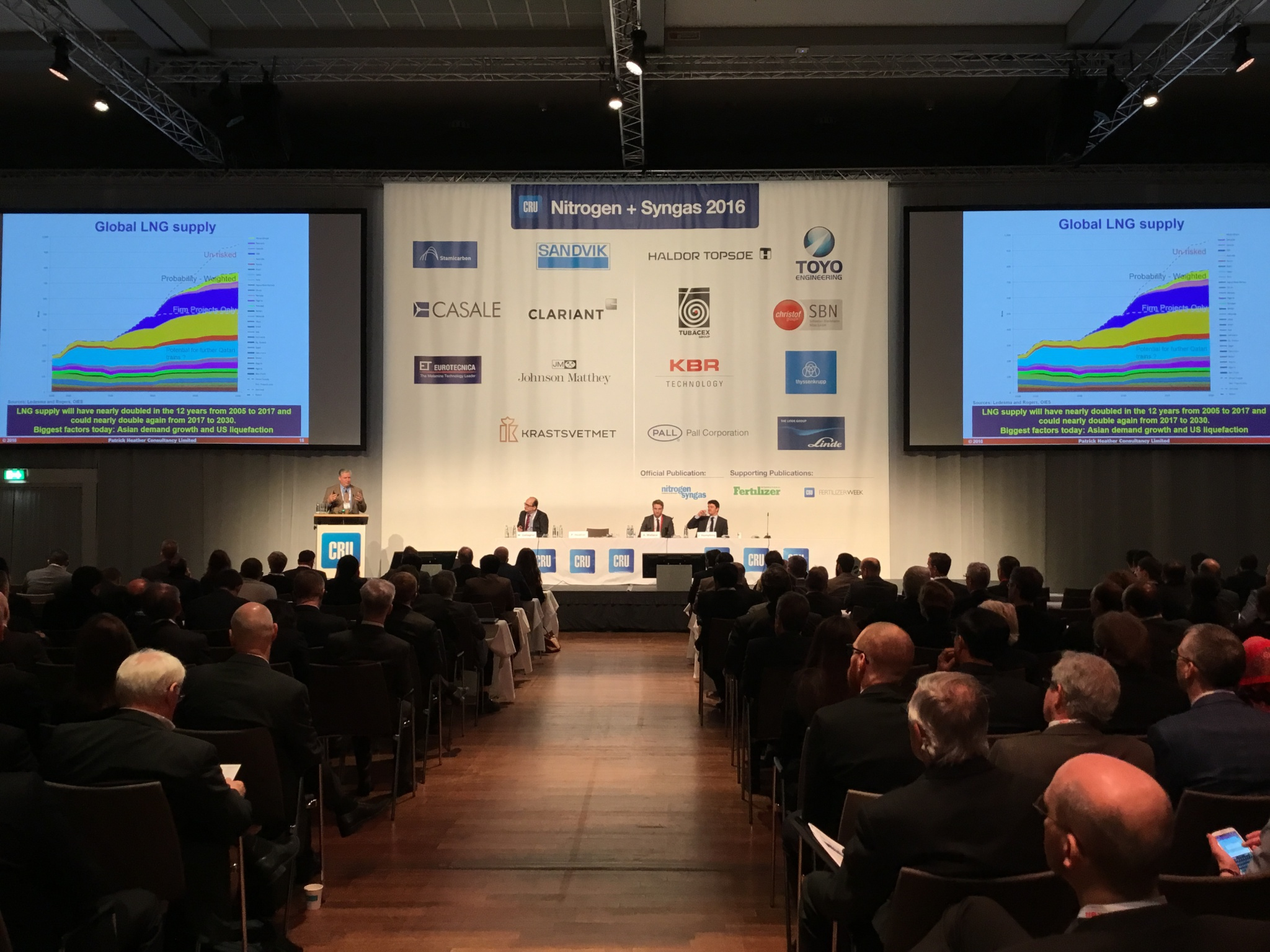 Представитель «УРАЛХИМ» принял участие в международной конференции