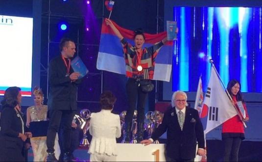 Кировчанка стала чемпионкой мира по нейл-арту