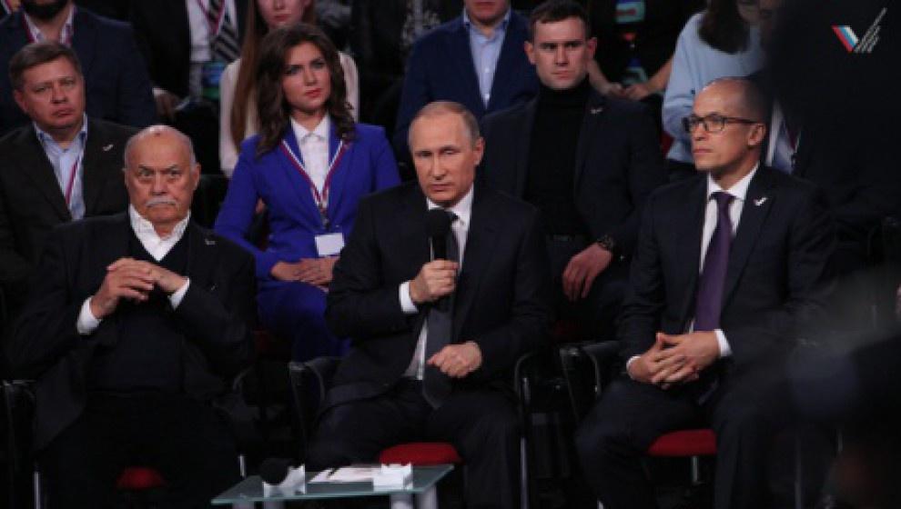 Журналист prochepetsk.ru встретилась с Владимиром Путиным