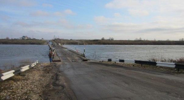 По наплавному мосту через Чепцу будет временно ограничено движение