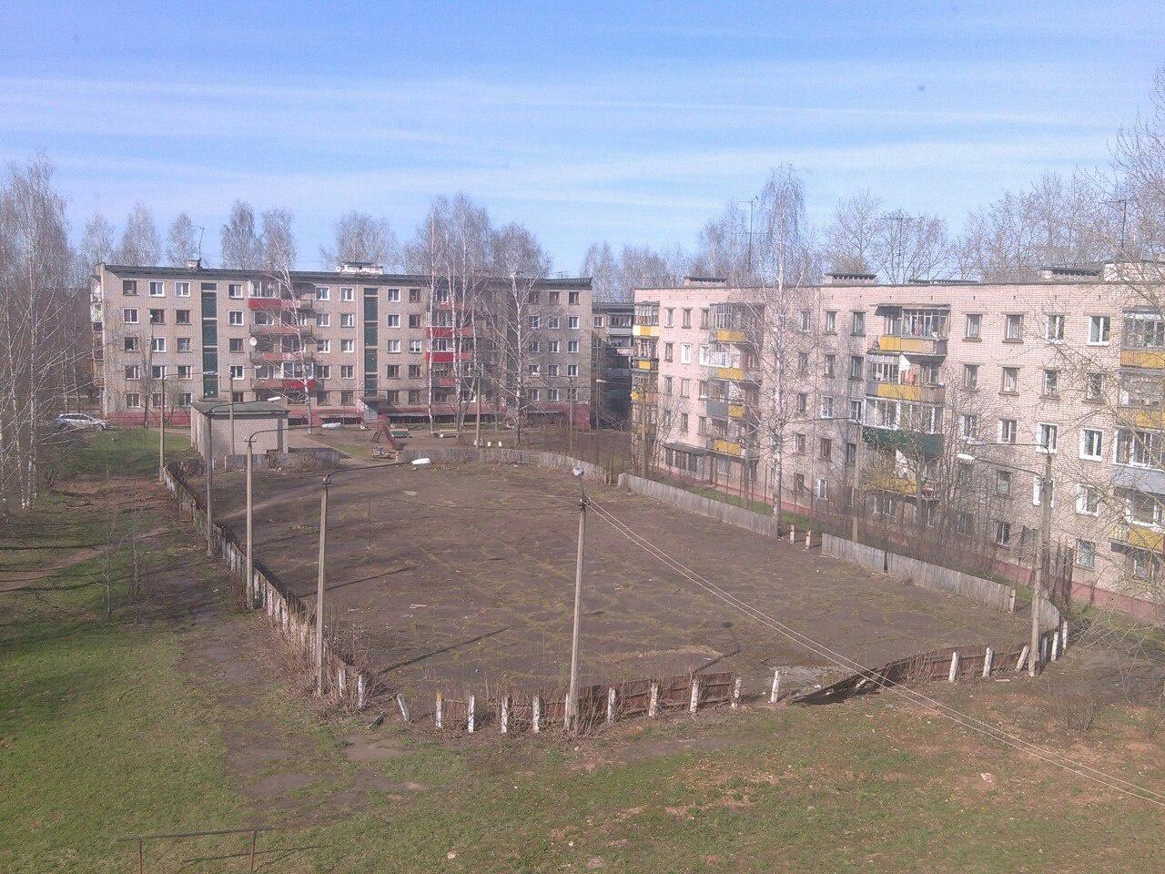 В Кирово-Чепецке мошенники собирают деньги на хоккейную коробку