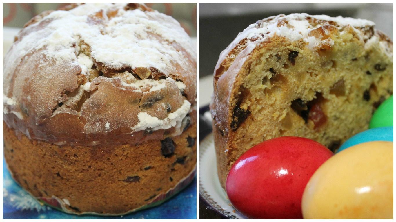 Пасхальный кулич: традиционная выпечка к Светлому празднику