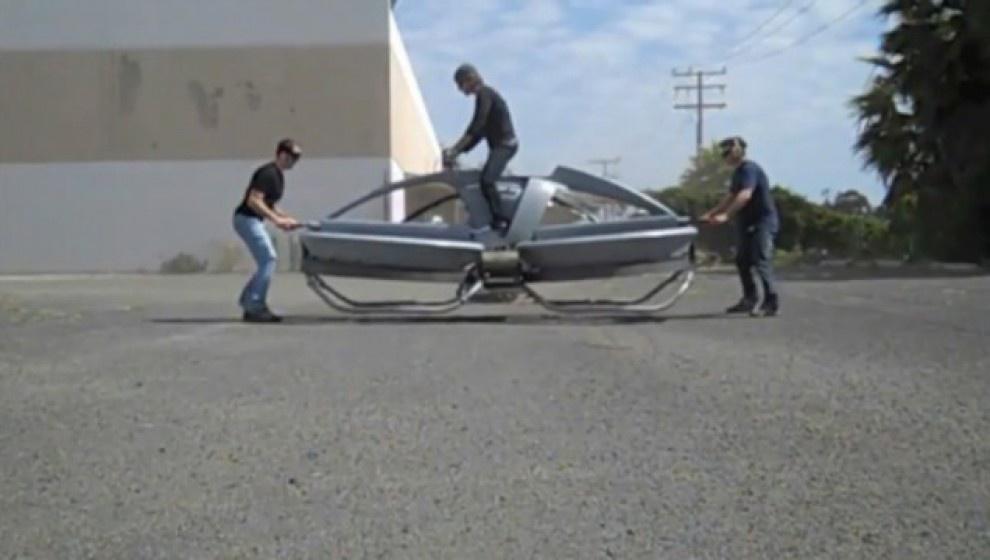 Пять изобретений, созданных кировчанами: от карманного самоката до летающего мотоцикла