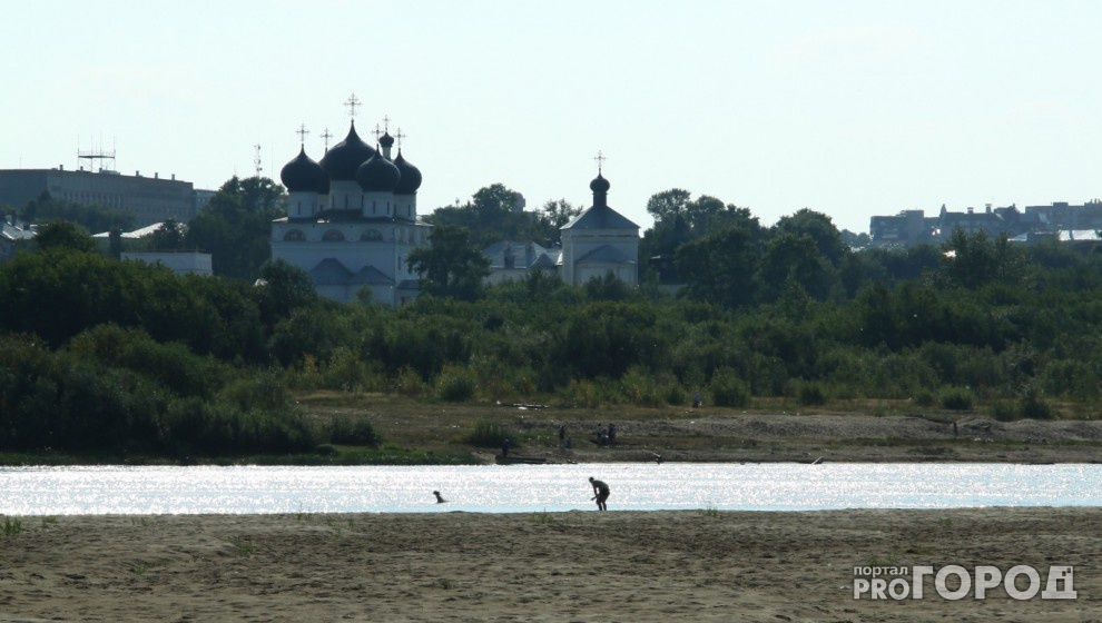 В Кирове на берегу Вятки нашли бутылку с запиской эротического содержания