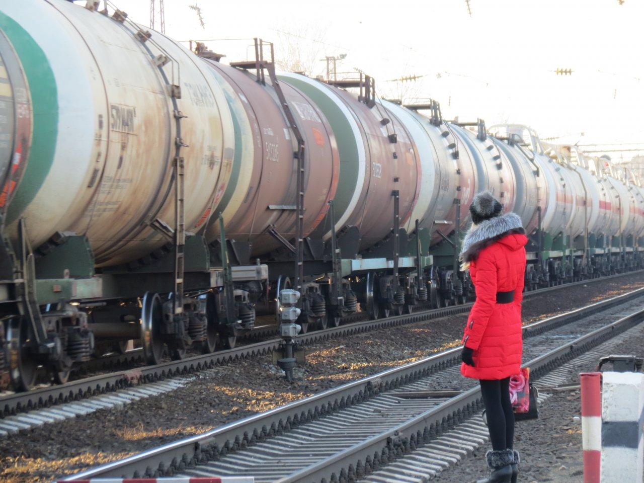 В Чепецком районе поезд сбил мужчину, переходившего пути