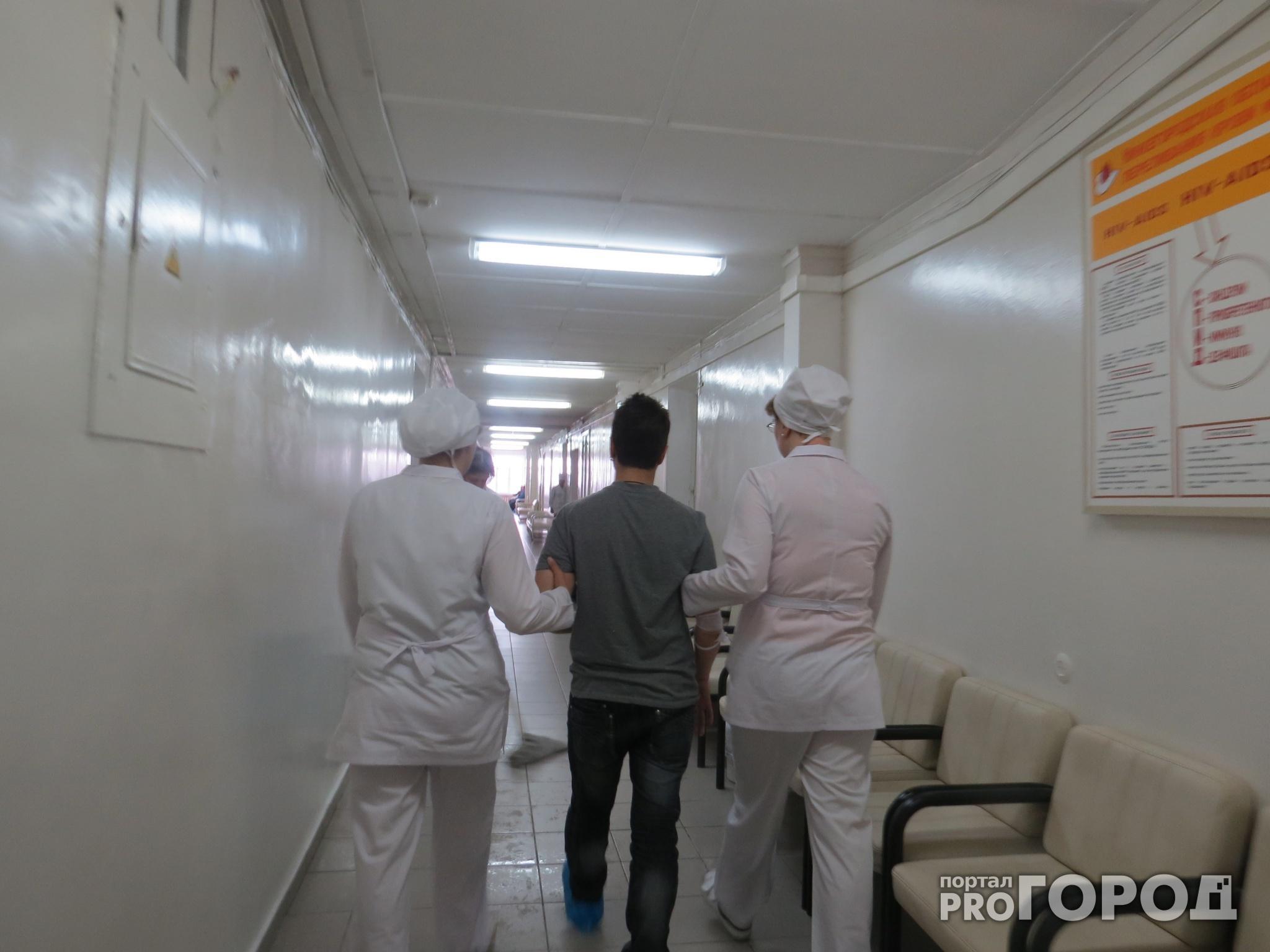 В Кировской области из психбольницы сбежал пациент