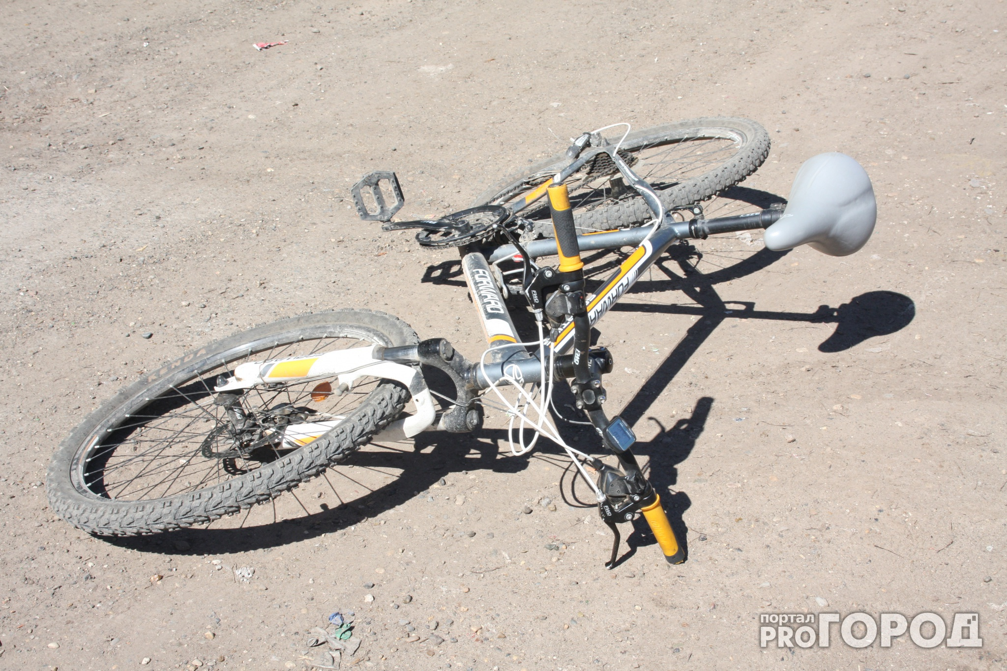 Чепчанин украл велосипед и обменял его у детей на сотовый телефон