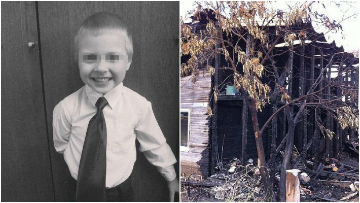 Пожар в Кировской области: тело трехлетнего Юры нашли в кладовке