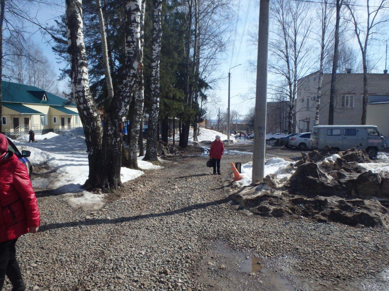 В Чепецке водитель ГАЗа сбил женщину