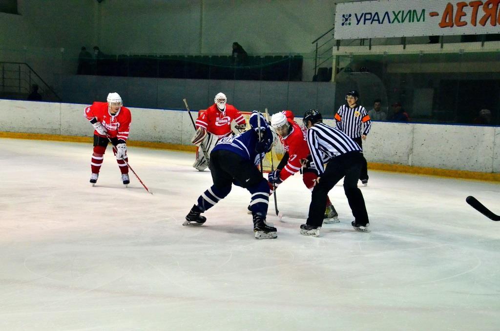 Кирово-чепецкой хоккейной школе – 50 лет