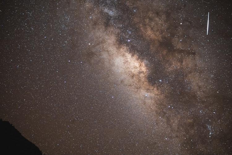В Чепецке  в выходные можно будет наблюдать  метеорный поток