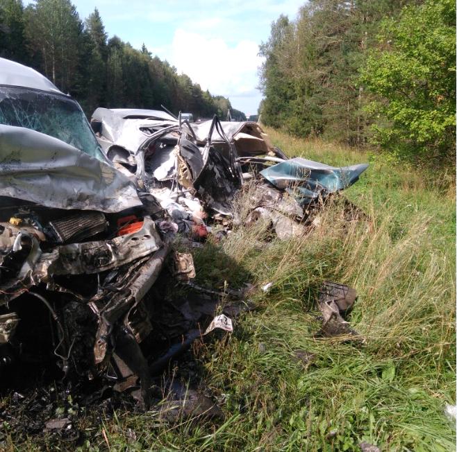 «Оказалось, что среди погибших был одноклассник моего сына»: очевидцы об аварии в Чепецком районе
