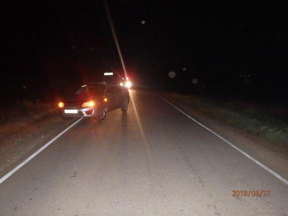 В Кирово-Чепецком районе водитель «Гранты» сбил двух девушек