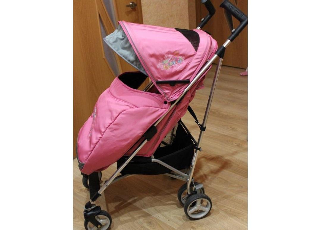 В Чепецке из подъезда пропала детская коляска
