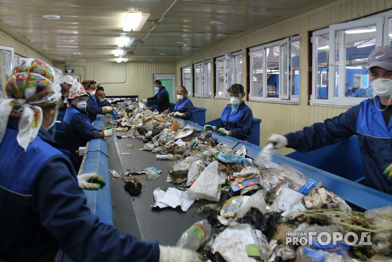 Чепецк не получил деньги на строительство мусоросортировочного завода