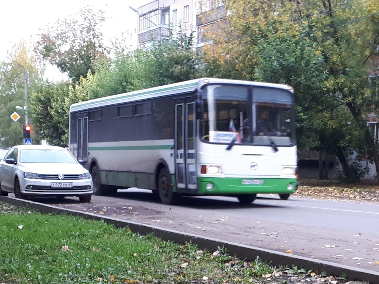 С 1 октября изменилось расписание автобусов 103 маршрута и экспресса