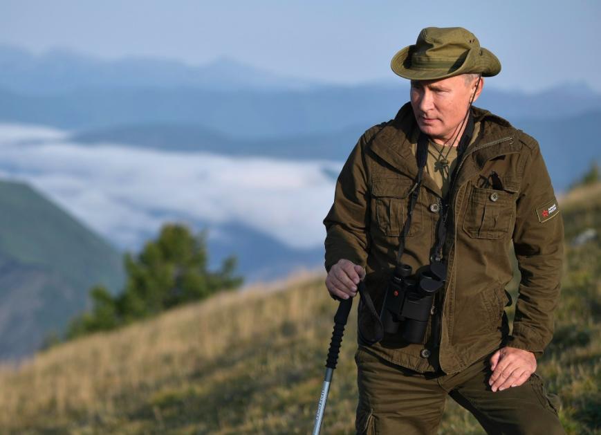 Юная кировчанка поздравила Владимира Путина с днем рождения