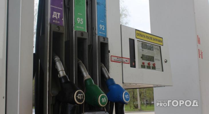С 1 ноября в Кировской области значительно вырастут цены на дизельное топливо