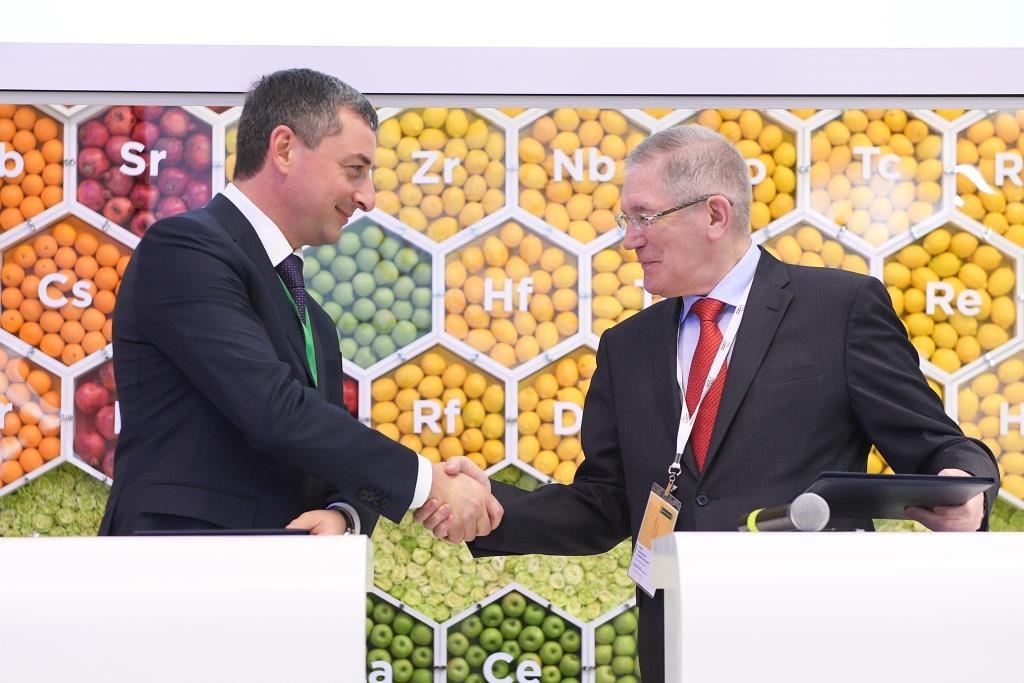 ПГК и Уралхим договорились о стратегическом сотрудничестве