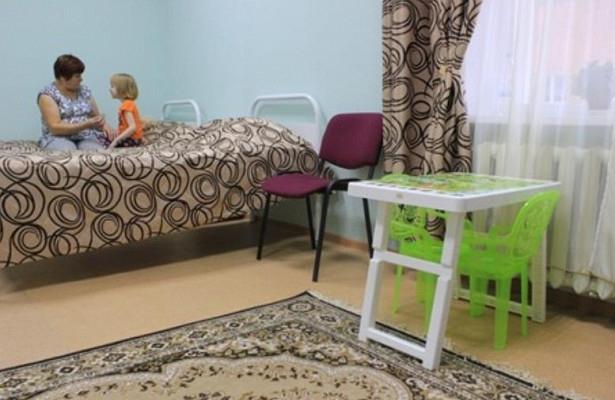 ВЧепецком реабилитационном центре появилась комната для мамы иребенка