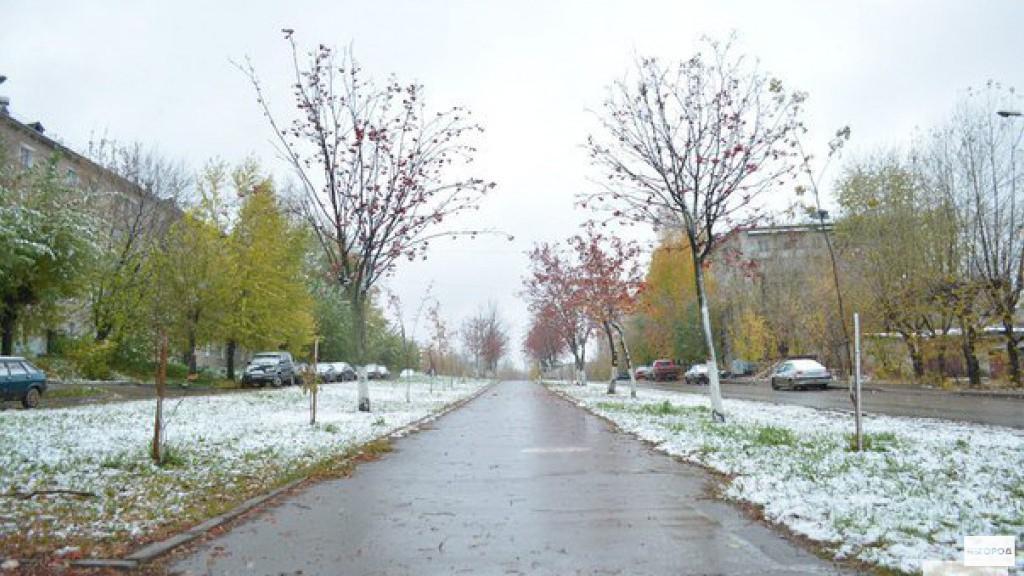 Прогноз погоды на неделю в Чепецке: похолодает до -1