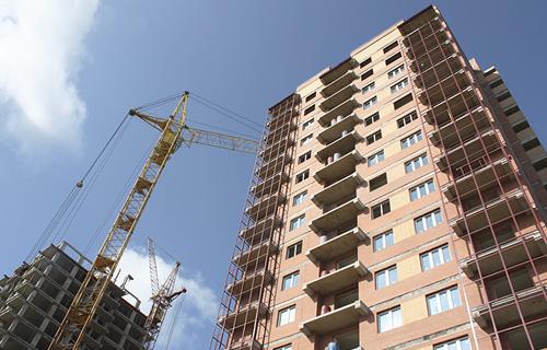 В Кировской области более чем на 13 процентов снизились объемы строительства жилья